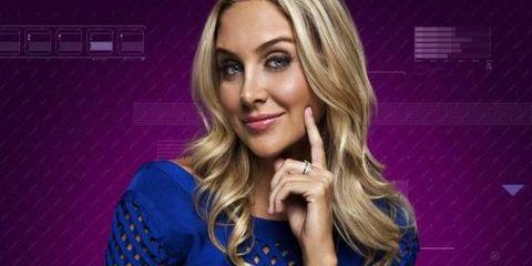 Stephanie Pratt on Celebrity Big Brother