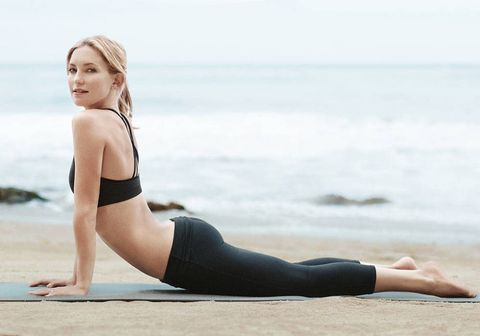 How Kate Hudson stays motivated, fit and healthy