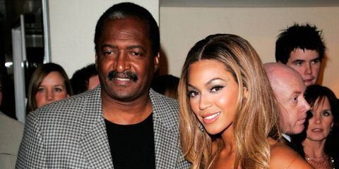 Beyoncé's father Mathew Knowles claims divorce rumours came from the couple themselves
