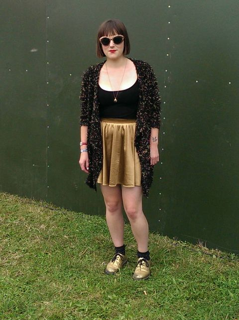 Street Style at Reading Festival 2014
