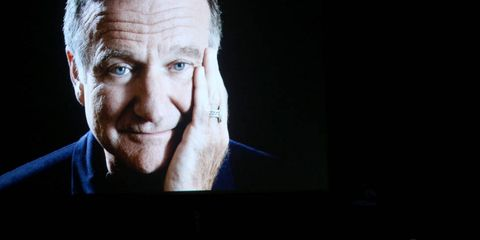 Robin Williams tribute at the Emmy Awards 2014