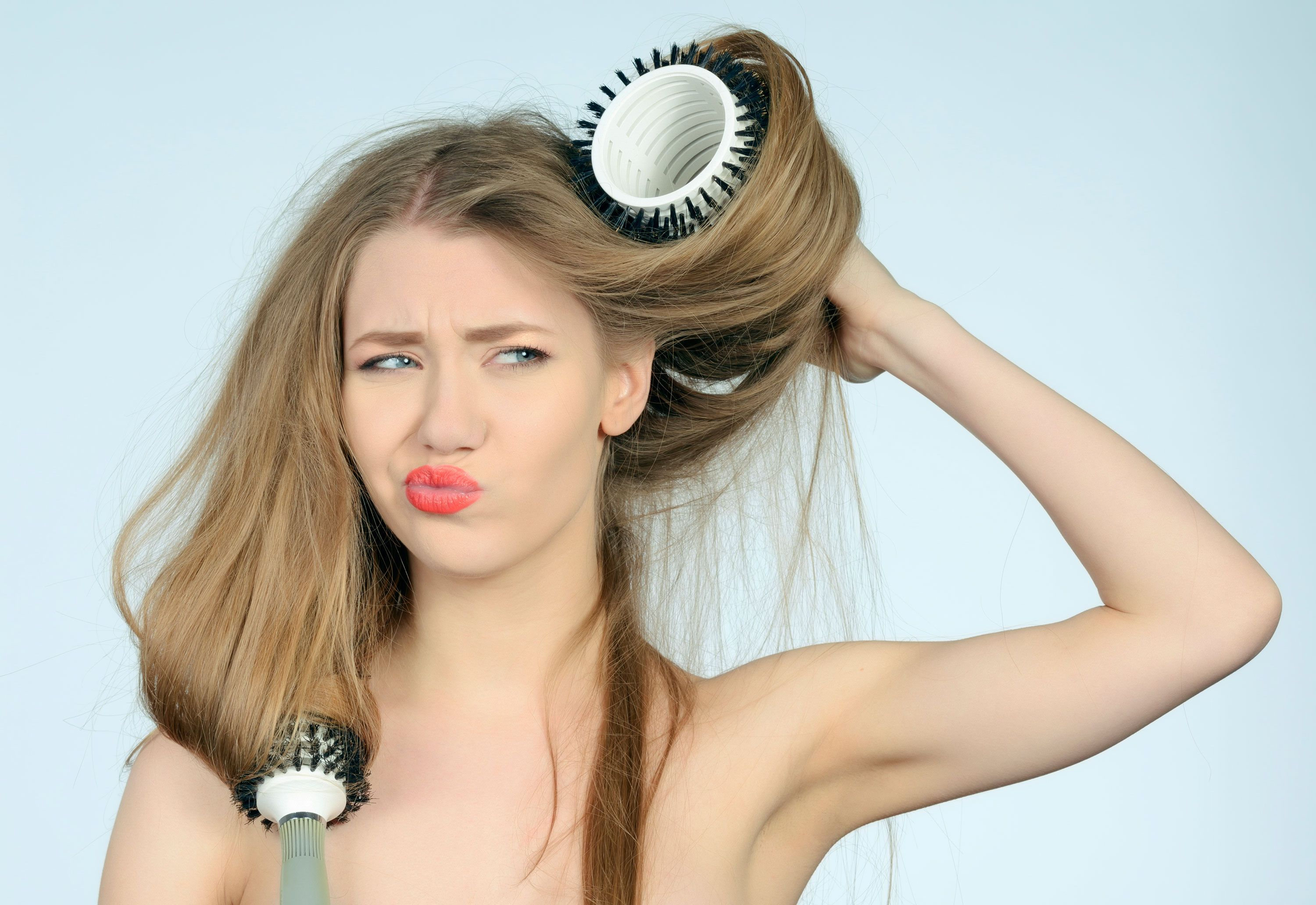 10 Tips To Stop Thinning Hair