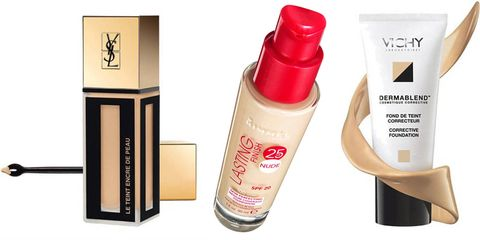 New foundation reviews - best new foundations tried and tested - Cosmopolitan.co.uk