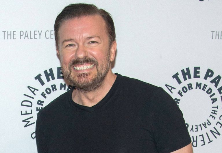 Jennifer Lawrence Naked Pictures: Ricky Gervais Takes