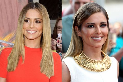 Cheryl Fernandez Versini S X Factor 2014 Hairstyles In Pictures