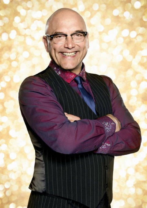 Greg Wallace for Strictly