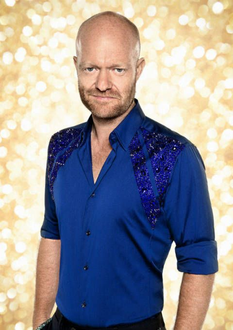 Jake Wood for Strictly