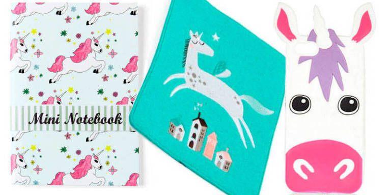 River Island Pink Unicorn Iphone 5 Case