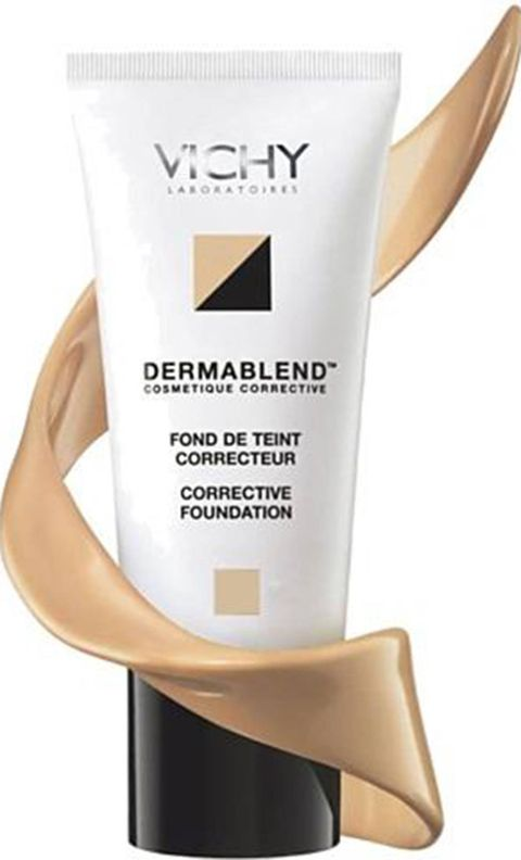 Vichy Dermablend Fluid Corrective Foundation 16hr review - best new foundations tried and tested - Cosmopolitan.co.uk