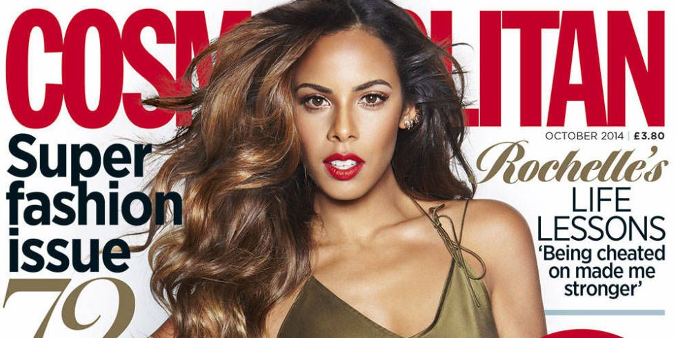 3bec9e70b1 Rochelle Humes Cosmopolitan cover interview and pictures