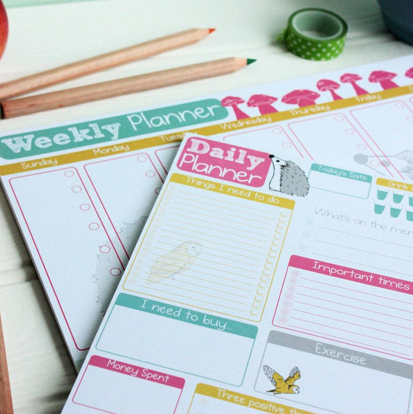 quirky, cute, stationery, back to school stationery, etsy