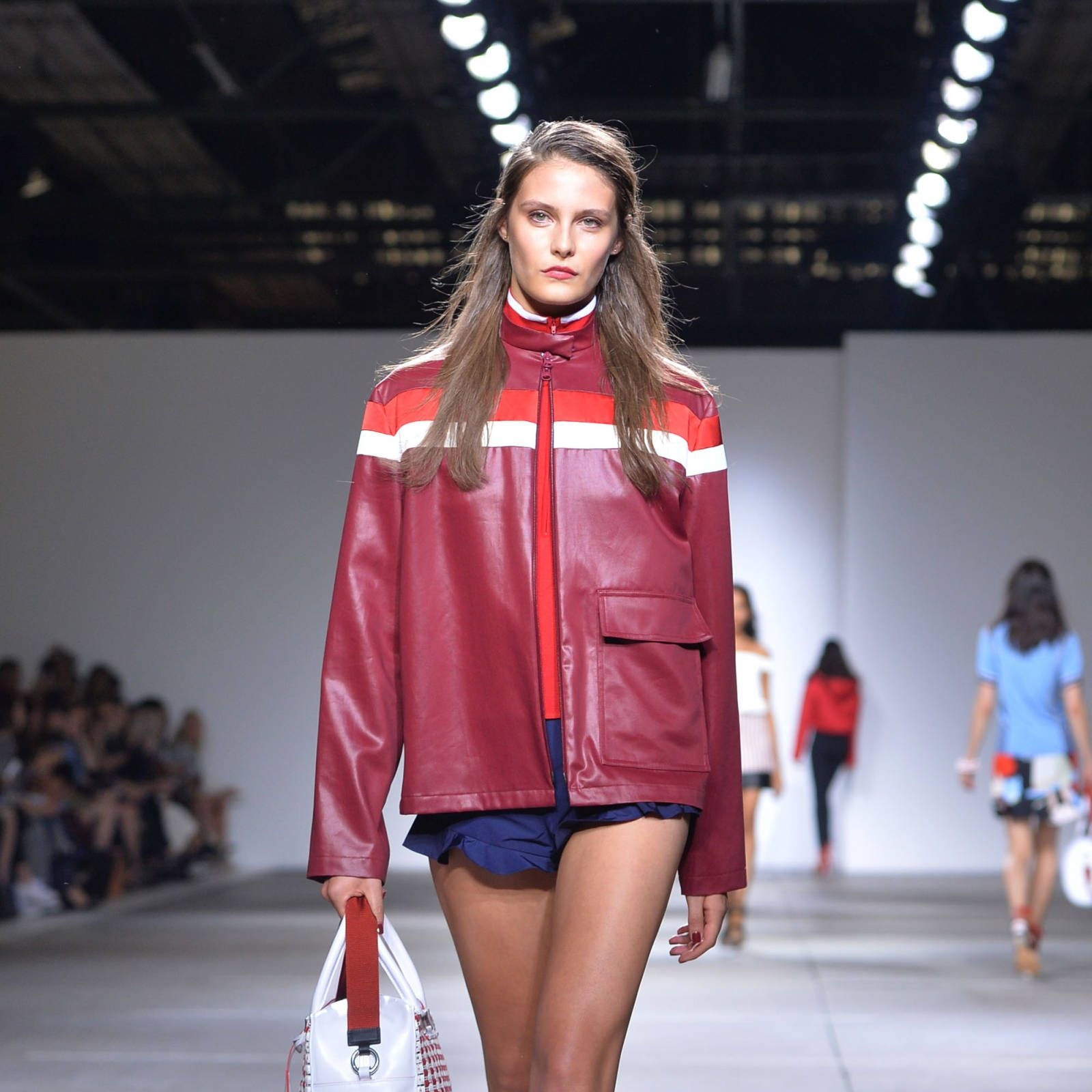 London Fashion Week: Topshop Unique SS15