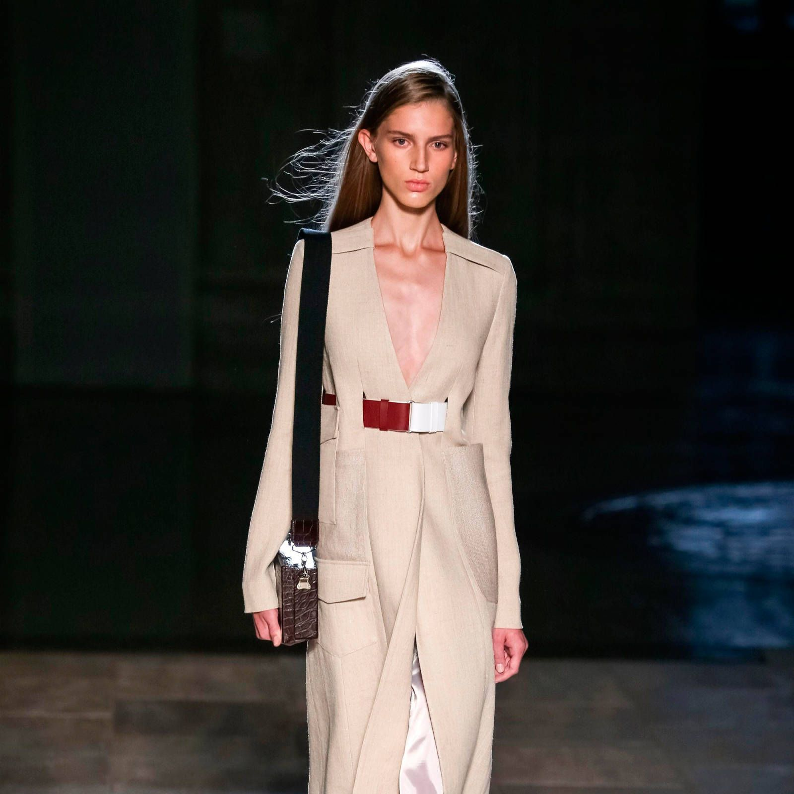 Victoria Beckham SS15 collection at New York Fashion Week