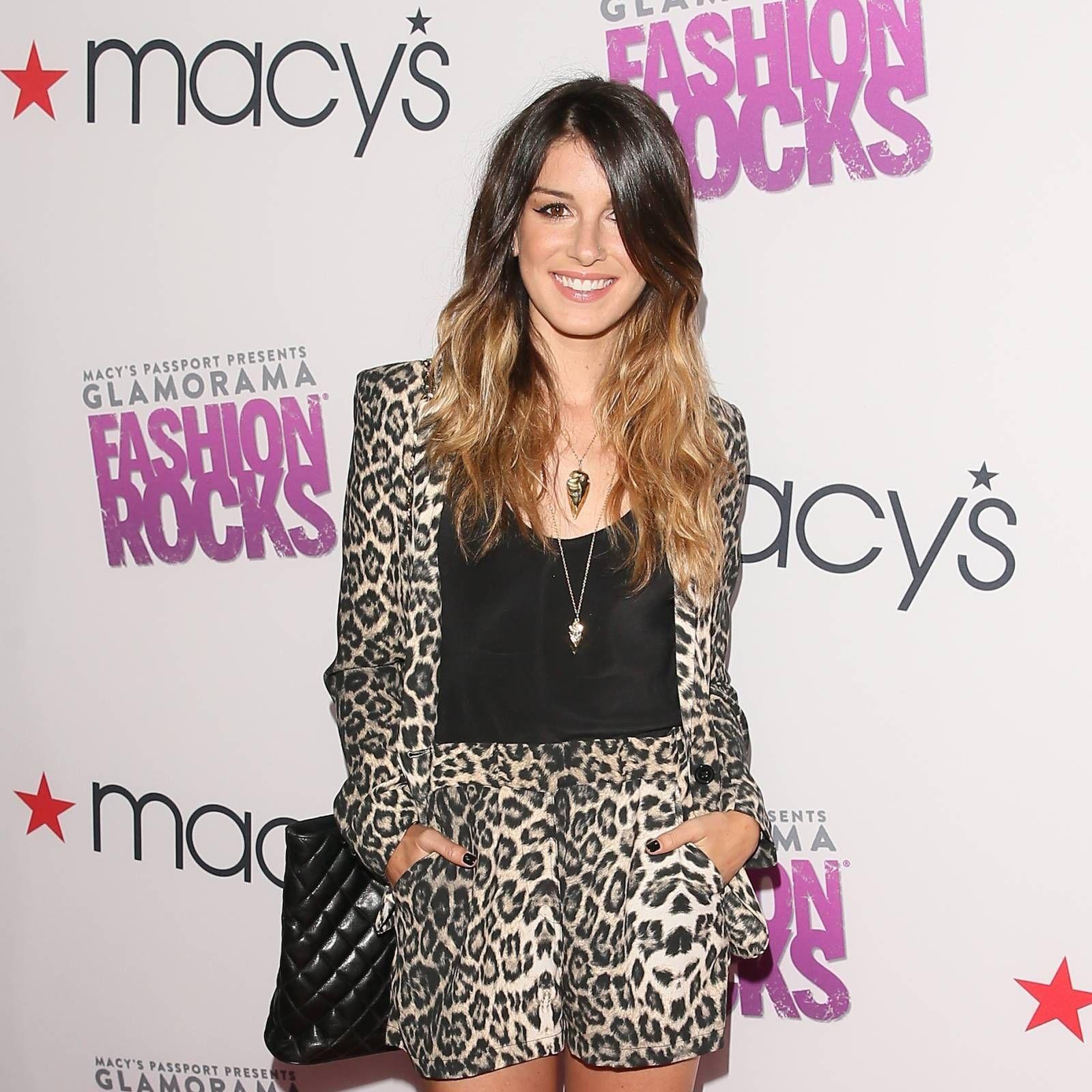Shenae Grimes at Fashion Rocks 2014