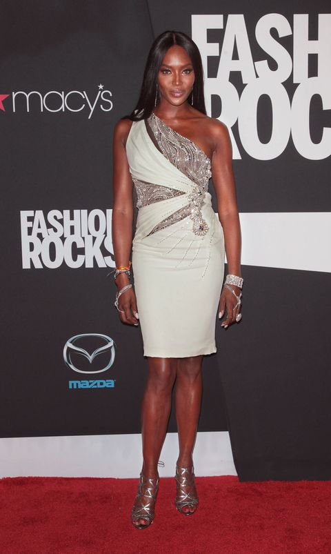 Naomi Campbell at Fashion Rocks 2014