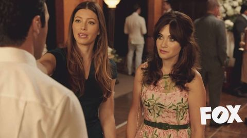 Jessica Biel looks like she is going to be HILARIOUS in New Girl