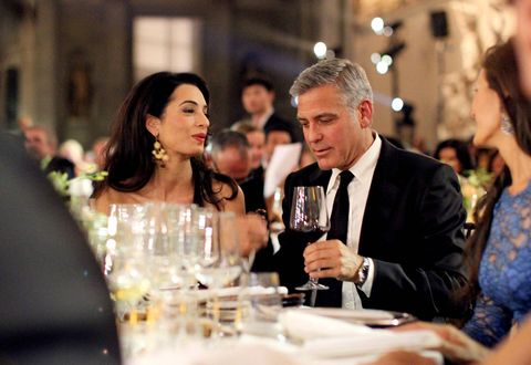 George Clooney is getting married to Amal Alamuddin TODAY apparently