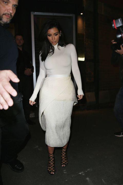 Kim Kardashian in Sydney