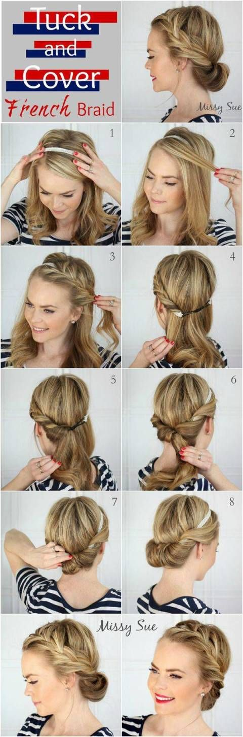 Prime 8 Gorgeous Long Hair Tutorials You Should Steal From Pinterest Schematic Wiring Diagrams Amerangerunnerswayorg