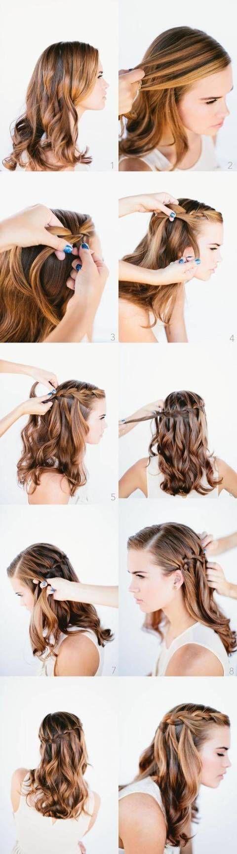 Modern Meval Hair Tutorial