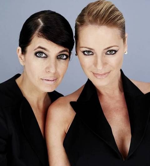 Claudia Winkleman and Tess Daly makeovers for Strictly Come Dancing