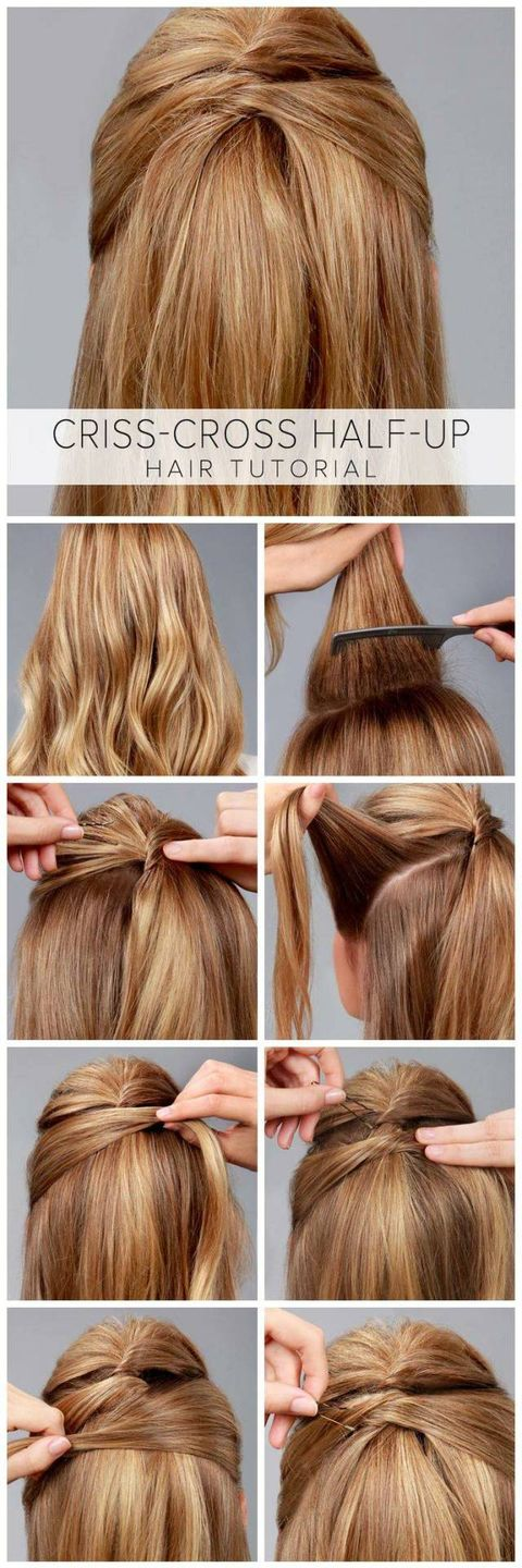 Enjoyable 8 Gorgeous Long Hair Tutorials You Should Steal From Pinterest Schematic Wiring Diagrams Amerangerunnerswayorg
