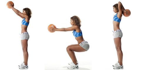 How to use a medicine ball like a total pro