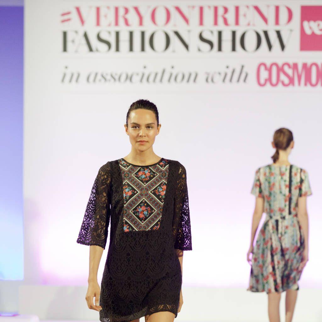 VeryOnTrend catwalk show in association with Cosmopolitan