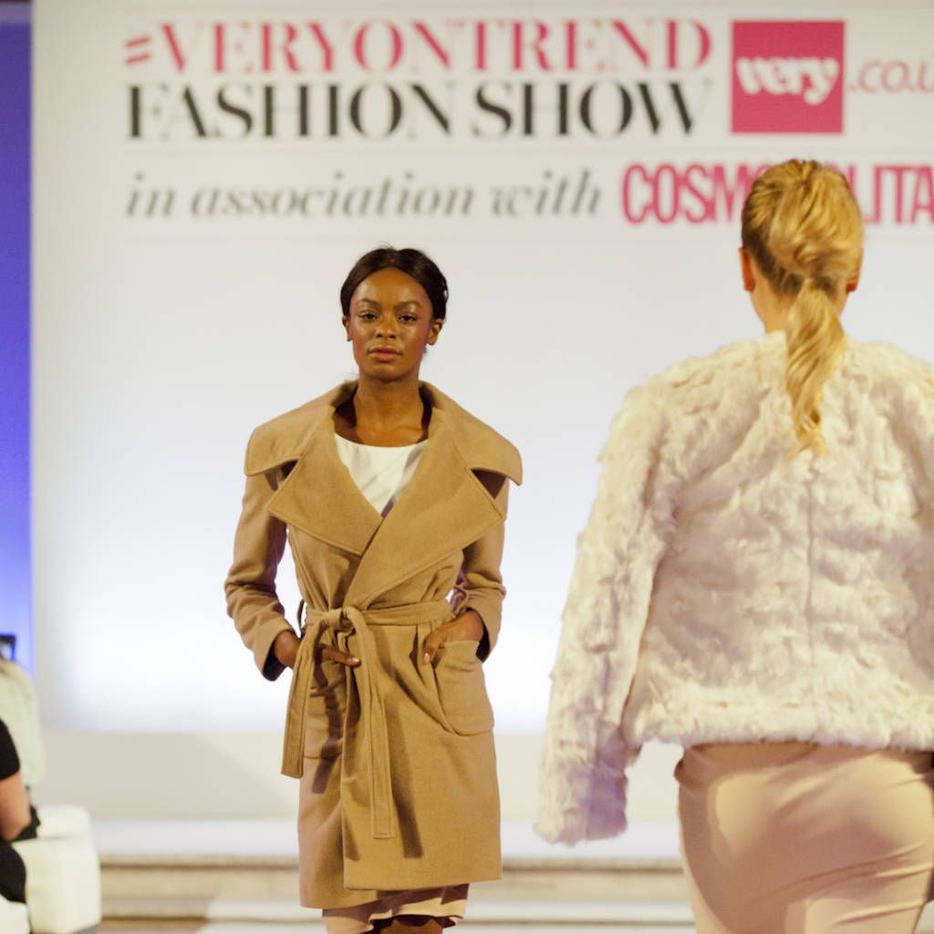 Winter Pastel looks from the VeryOnTrend catwalk show with Cosmopolitan