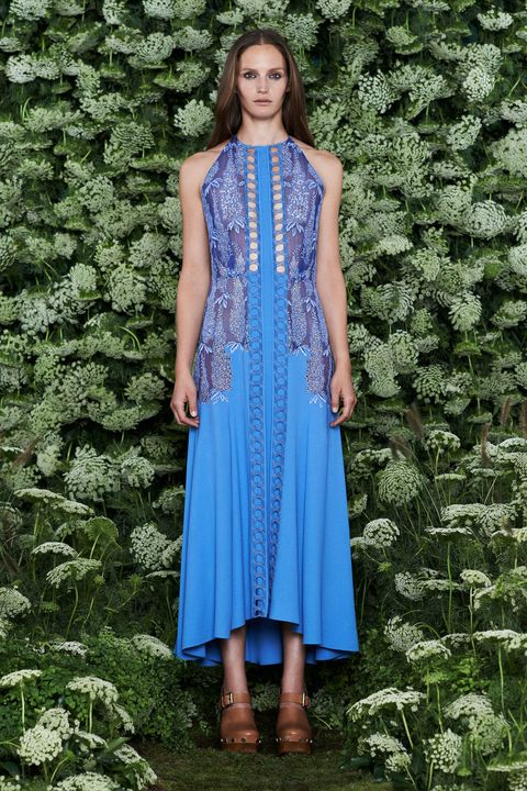 London Fashion Week Spring 2015: the Mulberry collection in pictures