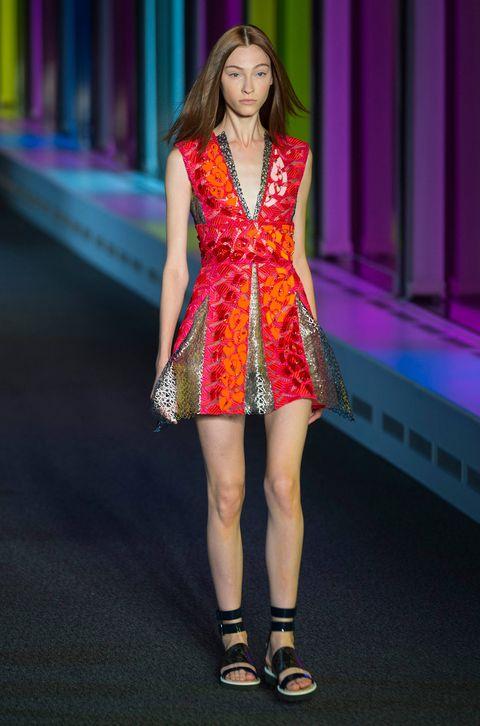 London Fashion Week spring/summer 2015: best dresses