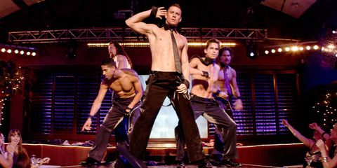 Magic Mike LIVE? Excuse us while we pass out.
