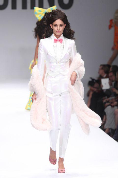 Milan Fashion Week: Moschino Spring 2015