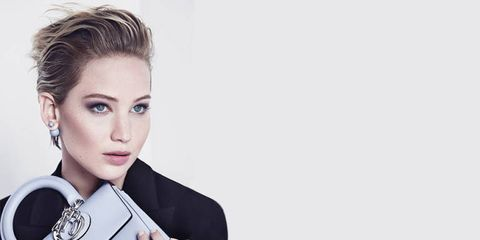 Jennifer Lawrence's latest Dior campaign is sophisticated elegance at its height