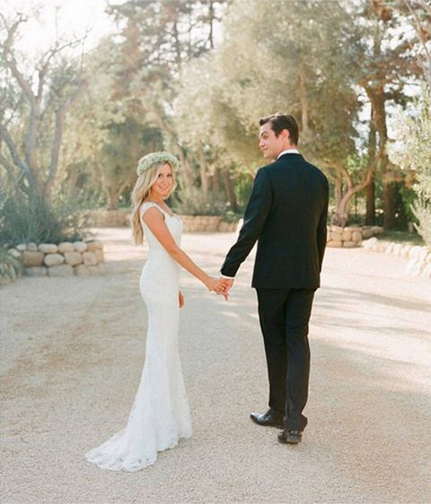 Ashley Tisdale shares more gorgeous wedding pictures