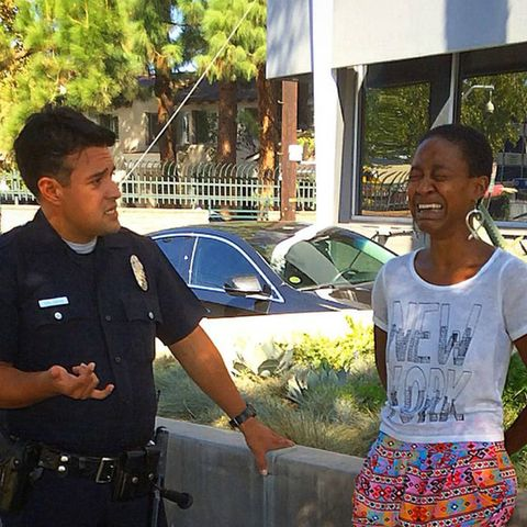 Django Unchained actress Daniele Watts claims she was wrongly accused of prostitution