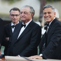 George Clooney marries Amal Alamuddin in a romantic Venetian ceremony