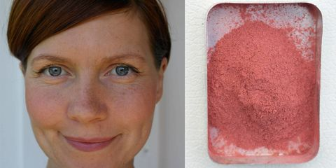 How to make all-natural, homemade blusher - tips for DIY beetroot blusher at Cosmopolitan.co.uk