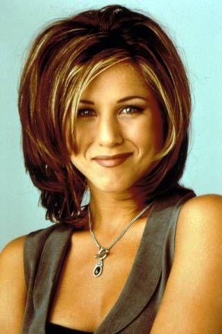 20 iconic Friends hairstyles - Rachel, Phoebe, Monica hair - Cosmopolitan.co.uk