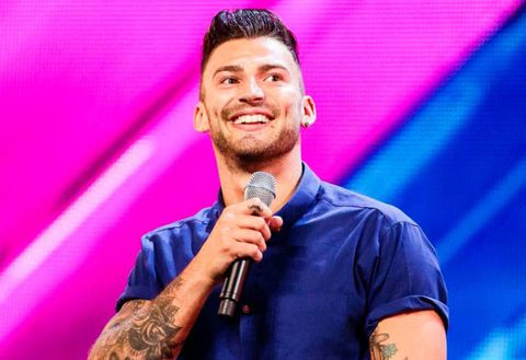 10 important pictures of X Factor's Jake Quickenden