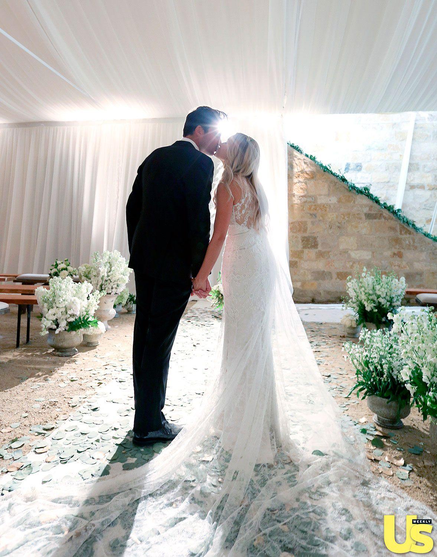 Lauren conrad wedding dress pictures