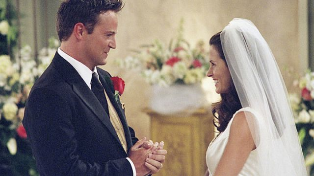 Monica And Chandler Were Never Meant To Get Married In Friends