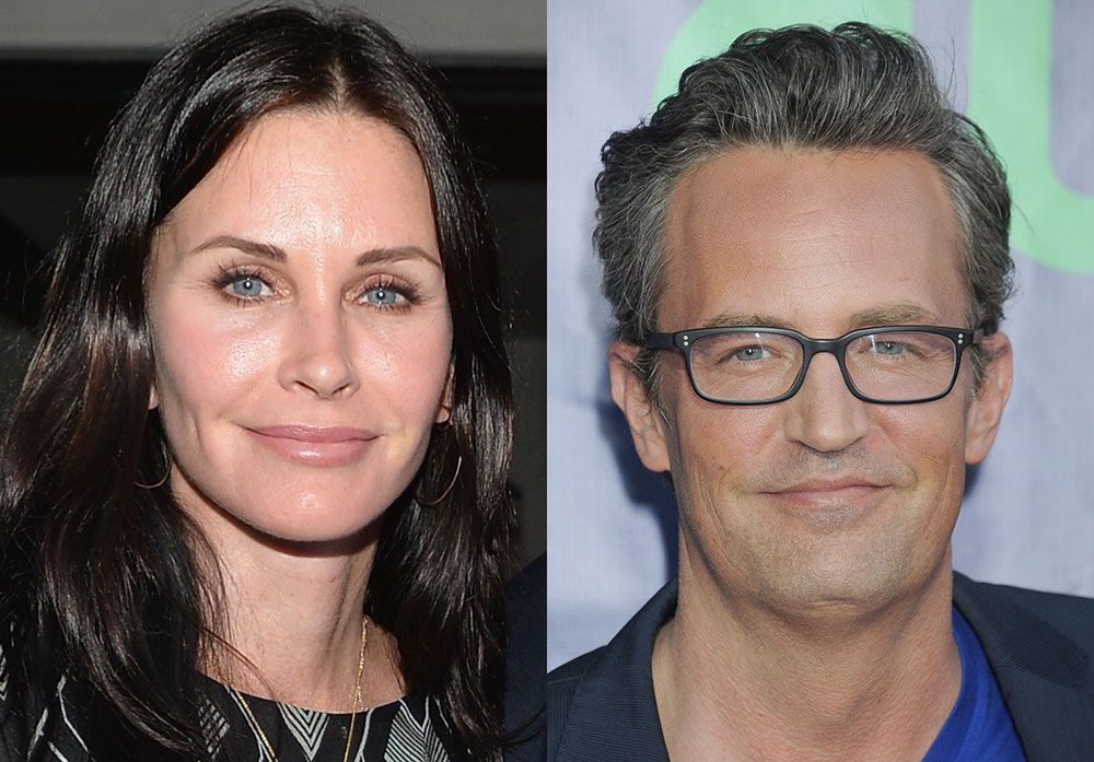 Matthew Perry has reportedly always been in love with Courteney Cox