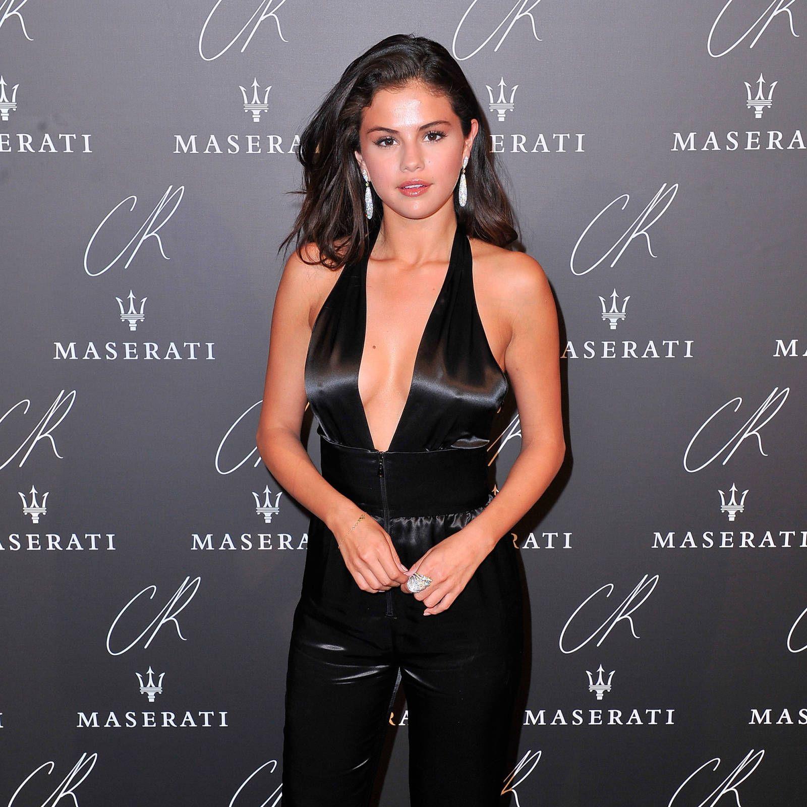 Selena Gomez at the CR Fashion Book launch