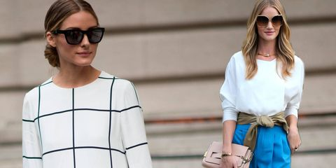 The best celebrity front row fashion from Fashion Month
