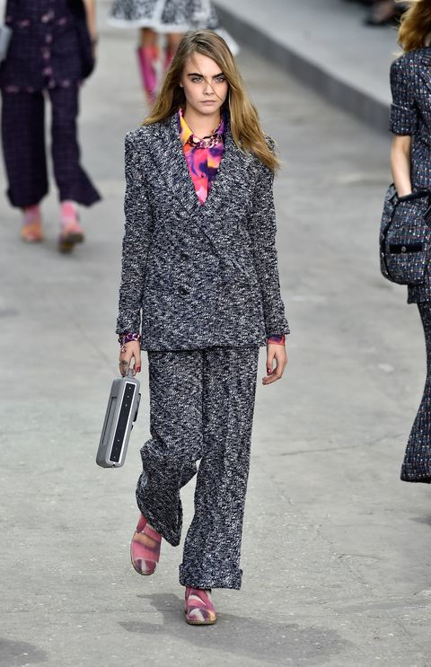 In pictures: Chanel Spring 2015 catwalk show