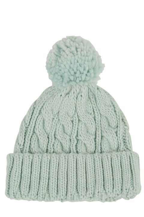 Product, Textile, Wool, Woolen, Headgear, Knitting, Costume accessory, Grey, Teal, Crochet,