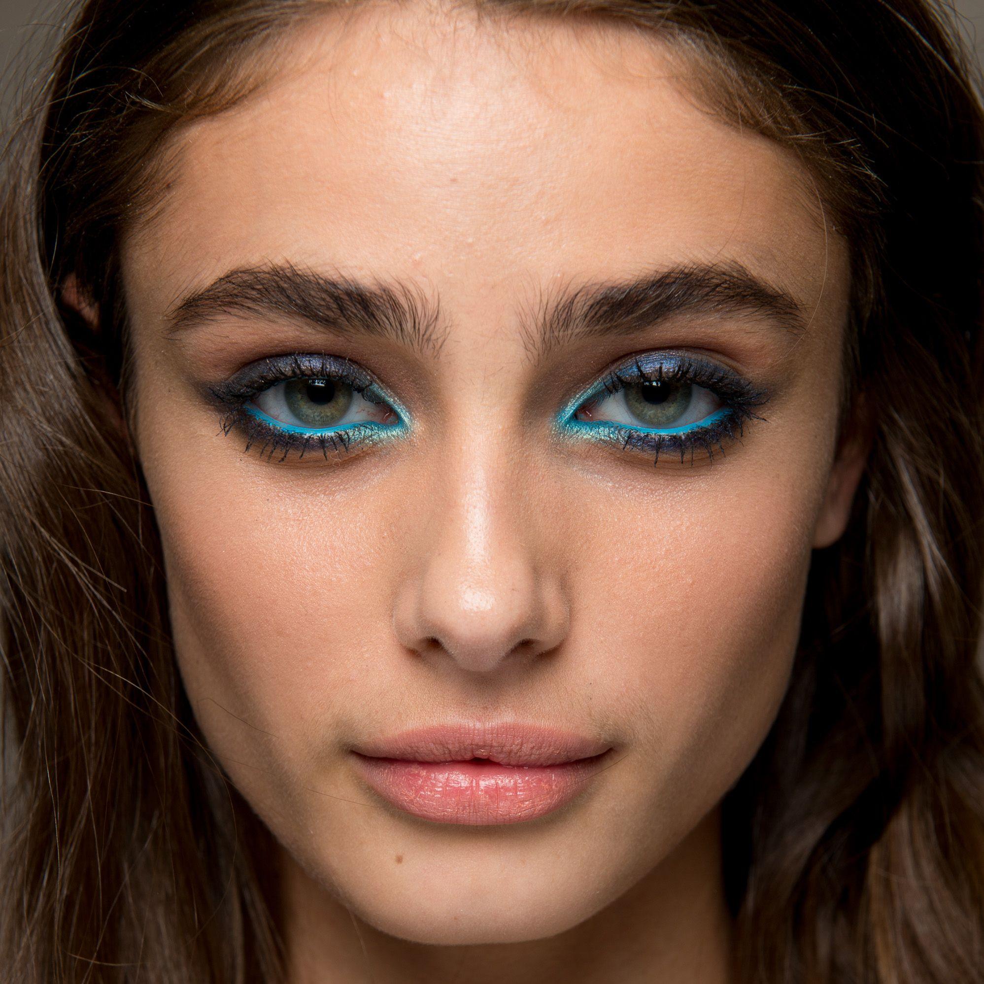 Elie Saab Spring/Summer 2015 beauty trends - Paris Fashion Week