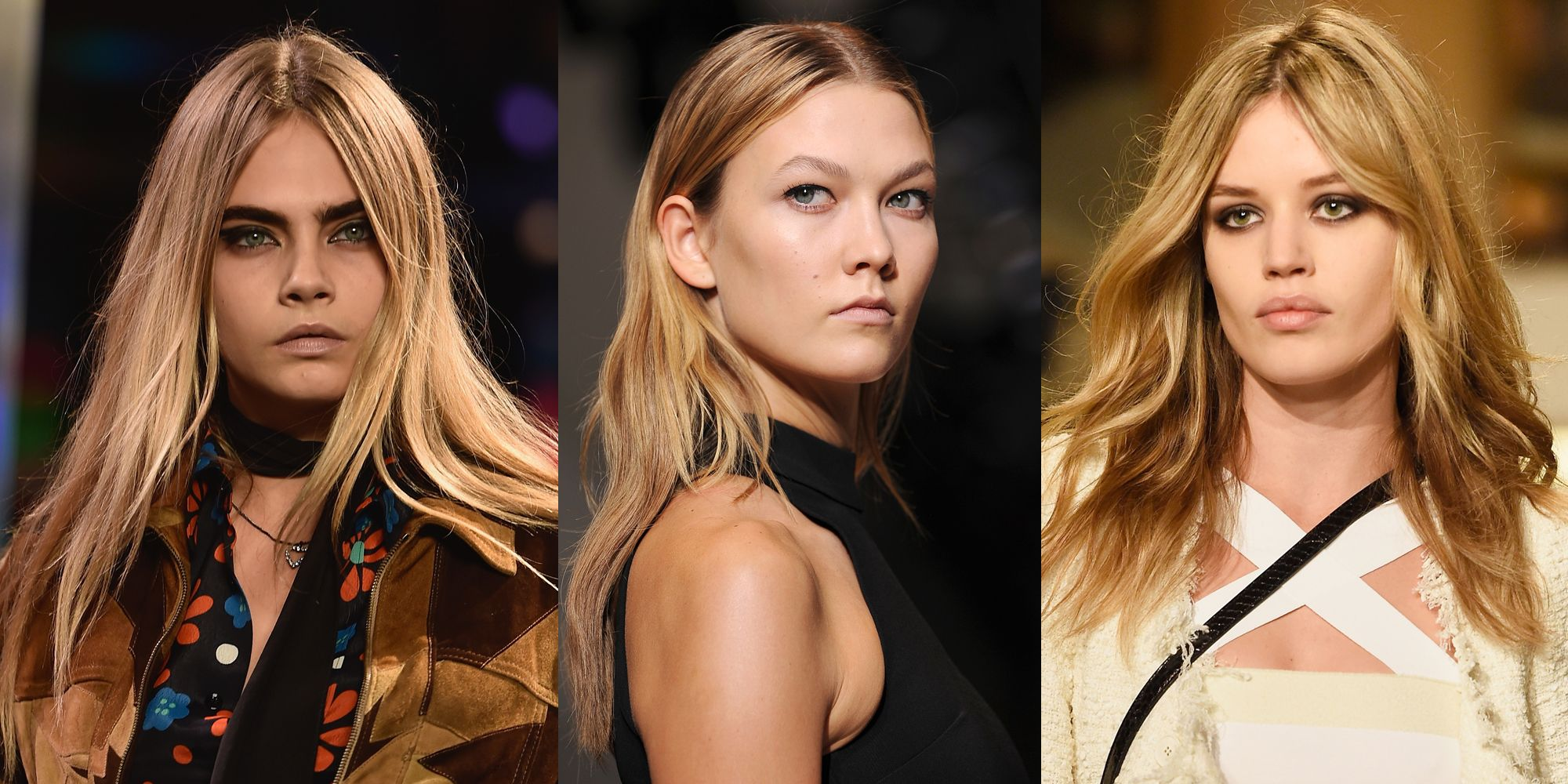 Spring Summer 2015 Hair And Makeup Trends