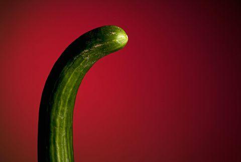 Cucumber... penis?